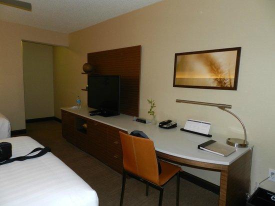 Hyatt Regency Monterey Hotel and Spa on Del Monte Golf Course: stanza