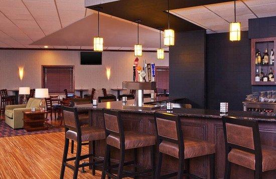 فور بوينتس باي شيراتون كالامازو: Bar
