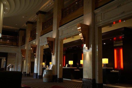 Le Meridien Stuttgart : lobby