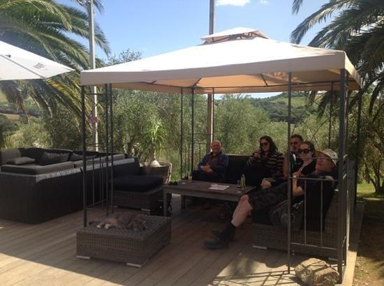 Stonyridge Vineyard: Stonyridge relaxation