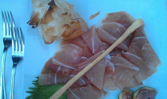 Antica Pesa : Cured ham, tasty