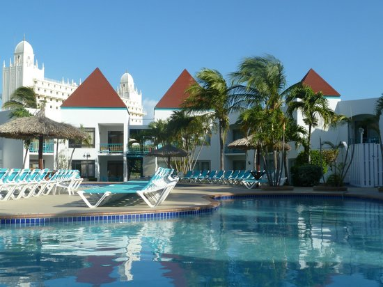 The Mill Resort & Suites Aruba : The Mill