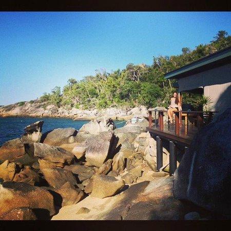 East Bedarra Island Retreat: The view