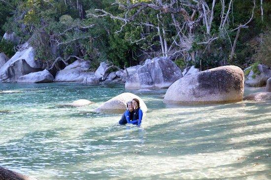 East Bedarra Island Retreat: Snorkeling