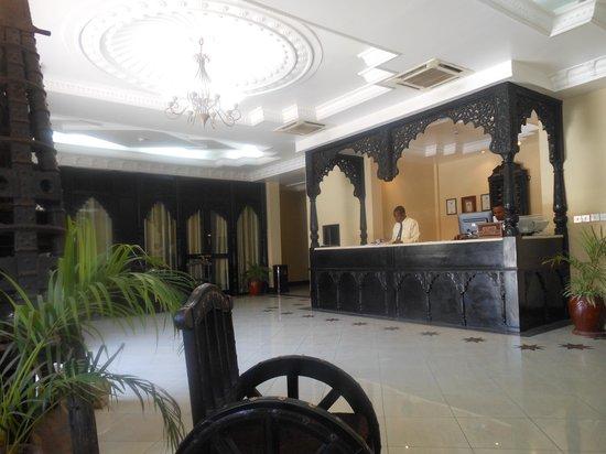 Zanzibar Grand Palace Hotel: Lobby