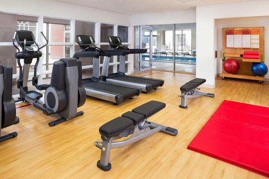 Sheraton Hartford South Hotel: Fitness Center