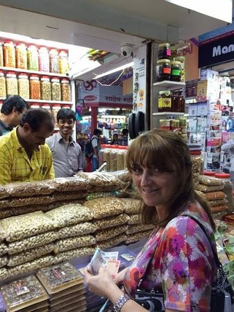 Crawford Market: Nuts and more Nuts!