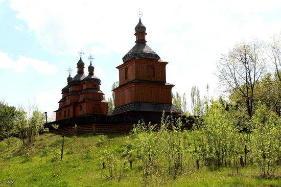 Mamajeva Sloboda Open Air Museum: Казацкая Церковь Покровы Пресвятой Богородицы