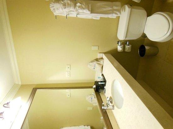 Hotel Blake Chicago : トイレ