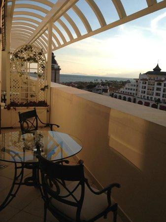 Mardan Palace : Балкончик