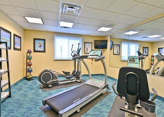 Suburban Extended Stay Hotel, Quantico: fitness center
