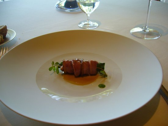 Sant Pau: 料理2