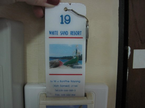 White Sand Resort: 19
