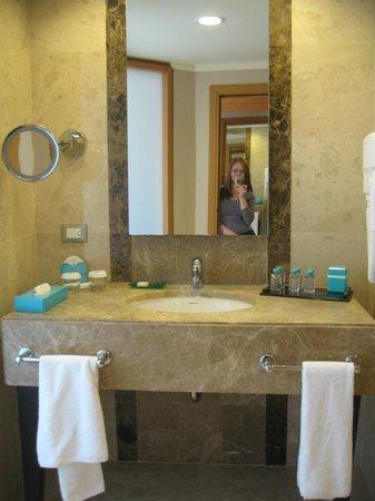 Susesi Luxury Resort : Ваннаяя