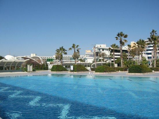 Susesi Luxury Resort : Отель