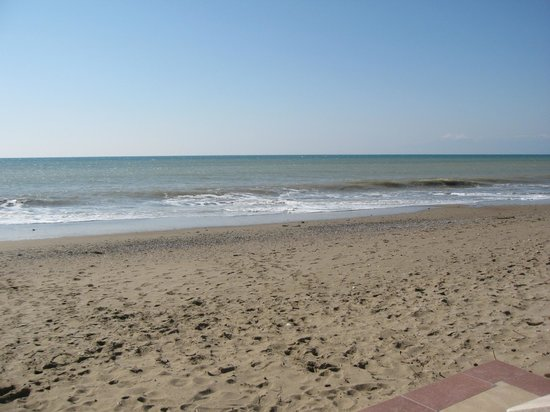 Susesi Luxury Resort : пляж