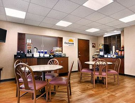 Days Inn Mauldin/Greenville: Breakfast Area