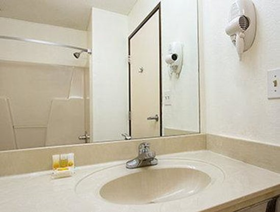 Days Inn Mauldin/Greenville: Bathroom