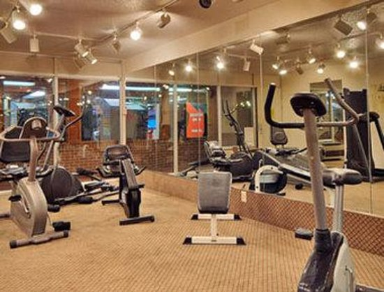 Siping, China: Gym