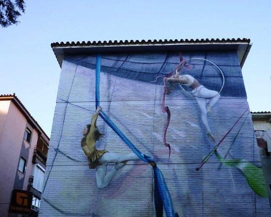 Estepona, Spania: Ruta de Murales Artísticos