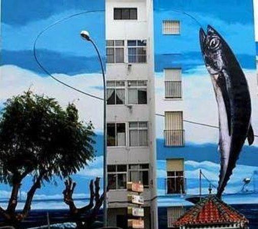 Estepona, Spanien: Ruta de Murales Artísticos