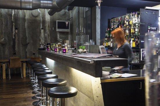 Hotel Lux Alpinae: Hotel bar