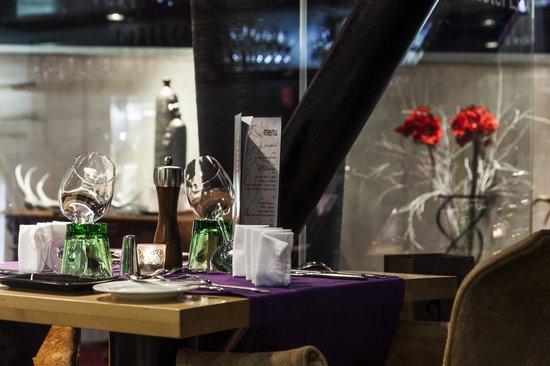 Hotel Lux Alpinae: Restaurant