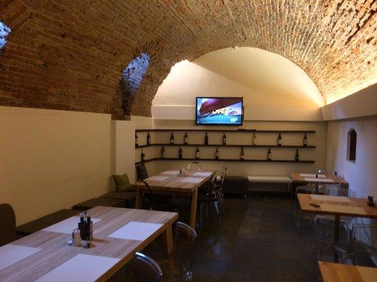 Sarroglia Hotel: Breakfast room