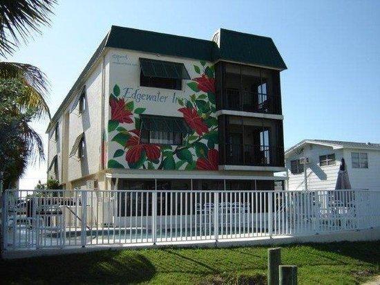 Edgewater Inn Fort Myers Beach: Viewfrom Dock