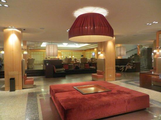 Starhotels Metropole : lounge