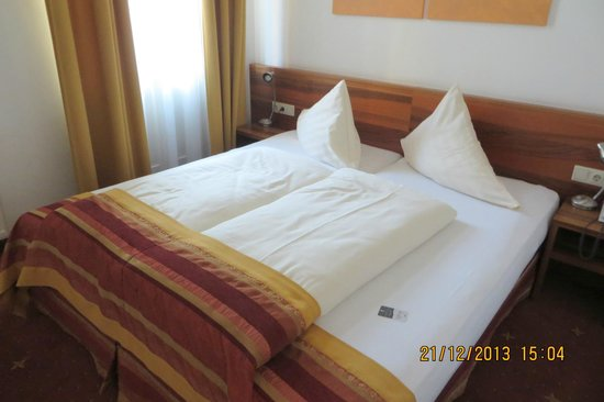 Hotel Grauer Bar : Room