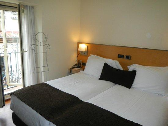 Hotel Preciados: Room 412