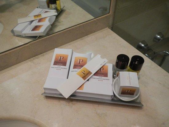 Hotel Preciados: Cosmetic