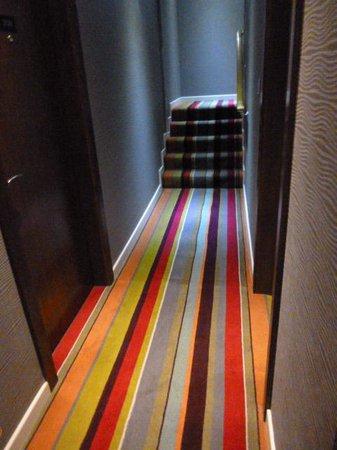 Best Western Plus Seraphine Hammersmith Hotel: 廊下