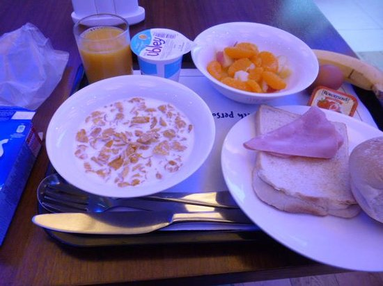 BEST WESTERN PLUS Seraphine Hammersmith Hotel : 朝食