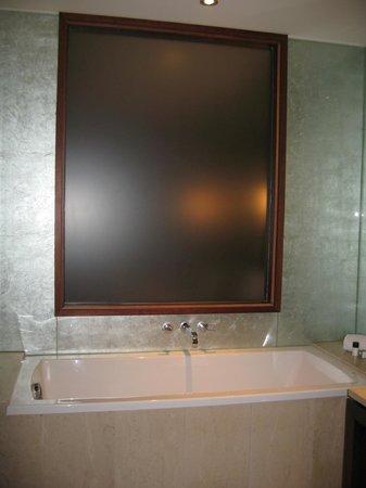 Hotel Miramar Barcelona: Ванная