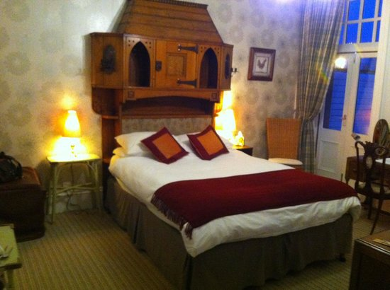 Furain Guest House: Beautiful traditional features