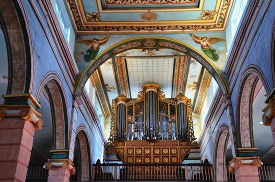 Museo Catedral Vieja: Alte Kathedrale (Iglesia del Sagrario)