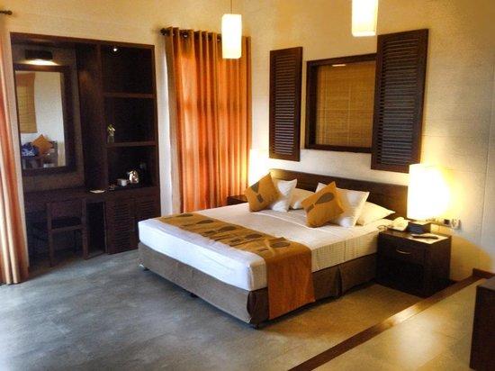 Hotel Chandrika: Deluxe room