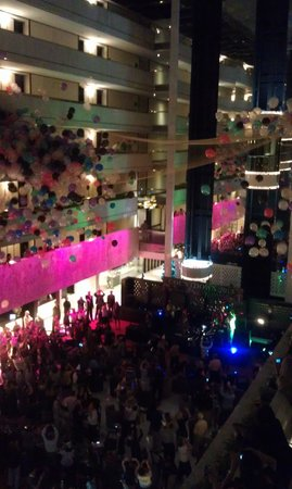 Concorde Hotel Singapore: Countdown party