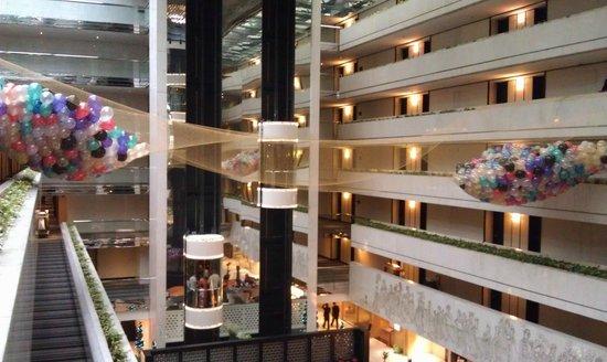 Concorde Hotel Singapore: Countdown day