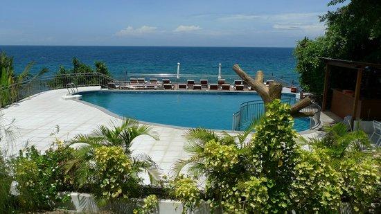 Pinnacle Koh Tao Resort: Pool