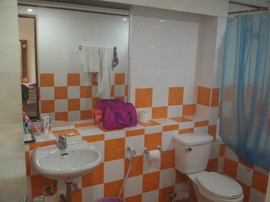 Basaya Beach Hotel & Resort : ванная комната