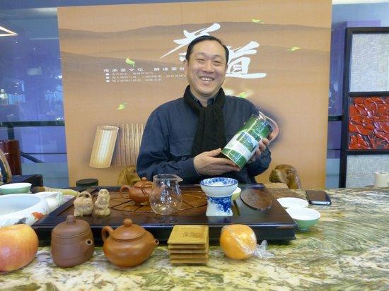 Club Med Guilin: L'art du Thé chinois avec le maître