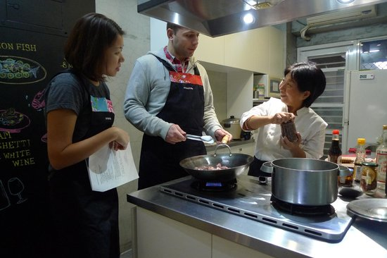 Ivy's Kitchen Cooking Class照片