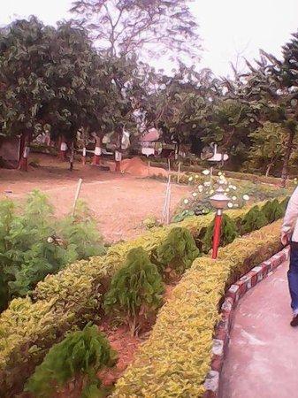 Amantran Hotel & Resorts : The Beautiful Garden