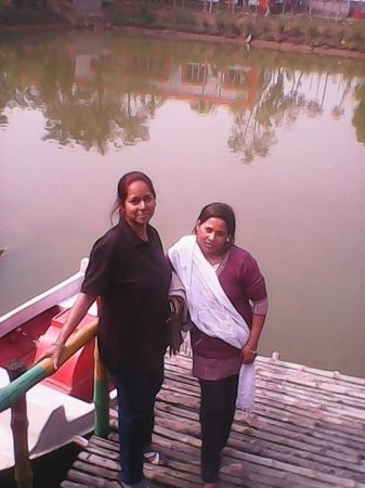 Amantran Hotel & Resorts : With one of my friend