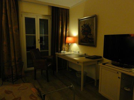 Ampervilla Hotel: Номер