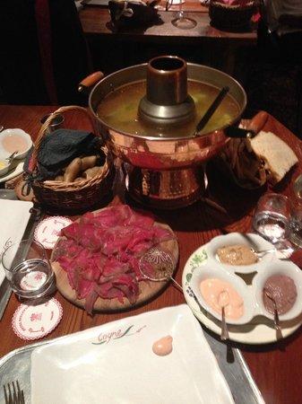 Bar a Fromage, Restaurant de Montagne: buonissimo