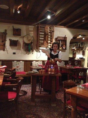 Bar a Fromage, Restaurant de Montagne: desert
